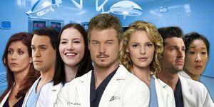 Photoshop, Sandra Oh, Katherine Heigl, Patrick Dempsey, TR Knight, Kate Walsh, Chyler Leigh, Eric Dane, Grey's Anatomy, Stars who have left