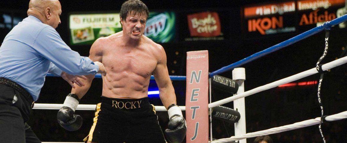 Rocky Rocky Balboa Size S Men/'s Character Boxers