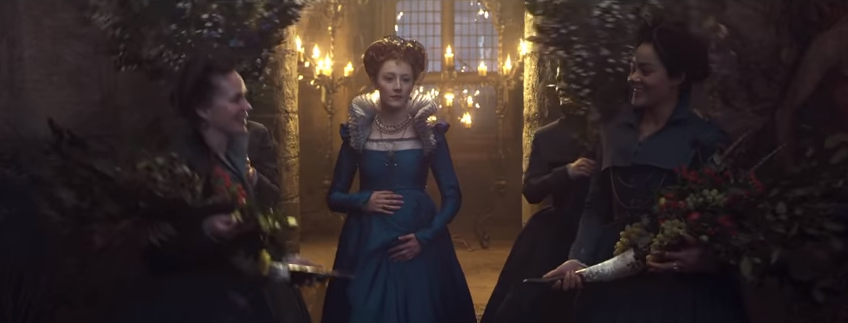 "This is why Saoirse Ronan's oral sex scene is ""so important"" in Mary Queen of Scots"