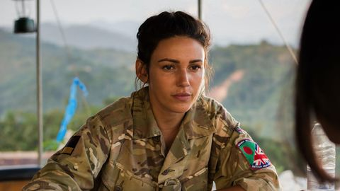 Our Girl star Michelle Keegan talks 'taking back control' of her relationship with husband Mark Wright