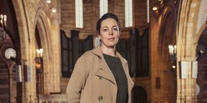 Olivia Colman on Who Do You Think You Are