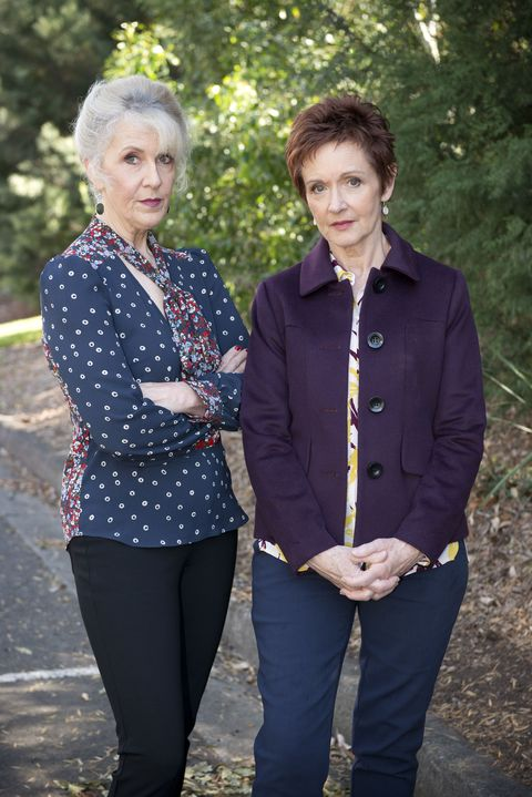 Neighbours star Bonnie Anderson reveals whether Liz Conway will return