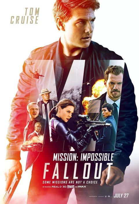 Mission Impossible Fallout review – Mission Impossible 6 review
