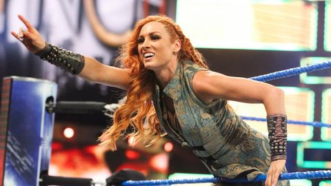 Becky Lynch on WWE SmackDown Live ahead of SummerSlam 2018