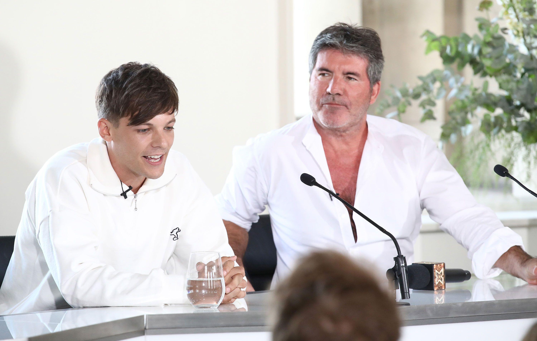 Simon Cowell addresses Louis Tomlinson's future as X Factor judge ...