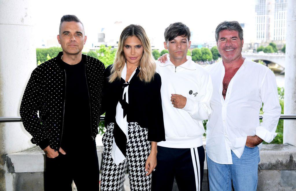 Ayda Field on The X Factor