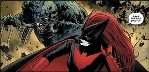 The Batwoman TV show doesn't need Batman
