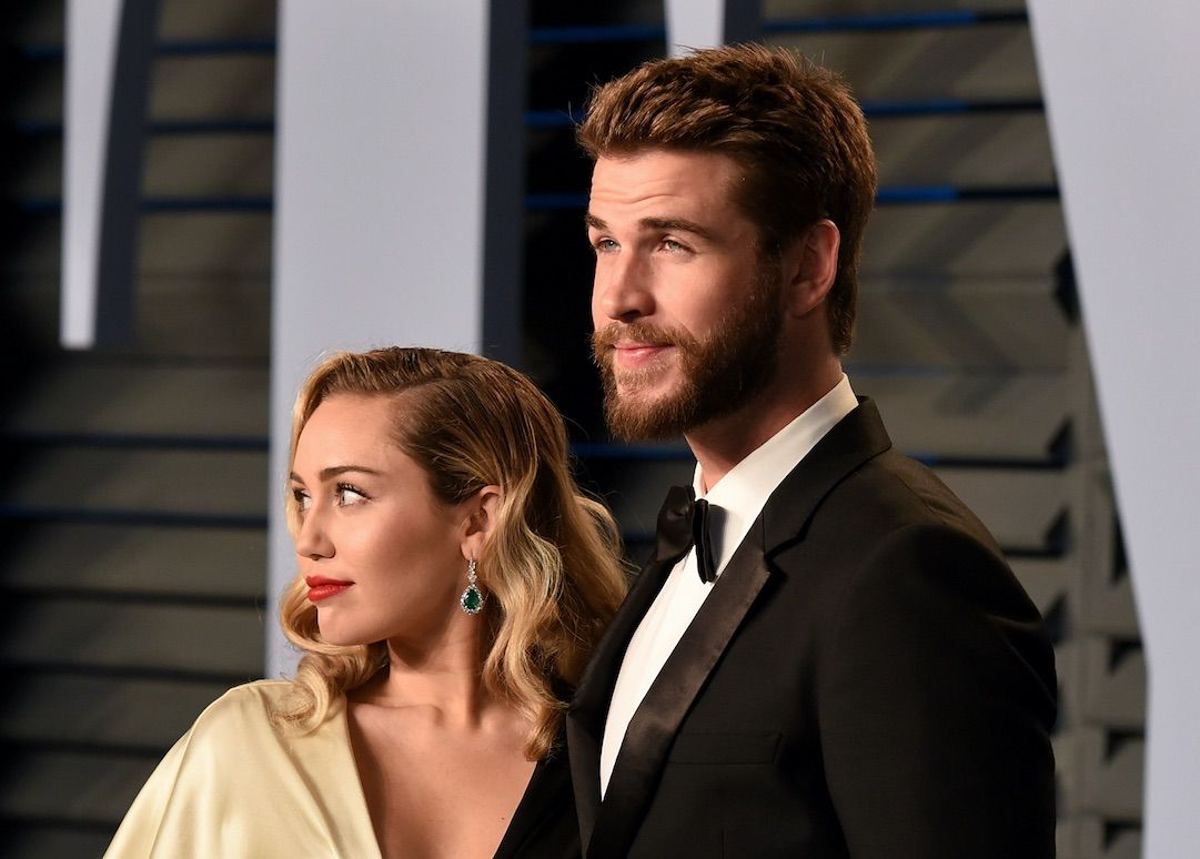 Miley Cyrus And Liam Hemsworth Are Married Check Out Their Wedding Photos