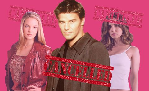 PHOTOSHOP, Cancelled TV shows, Roswell, Angel, Dollhouse