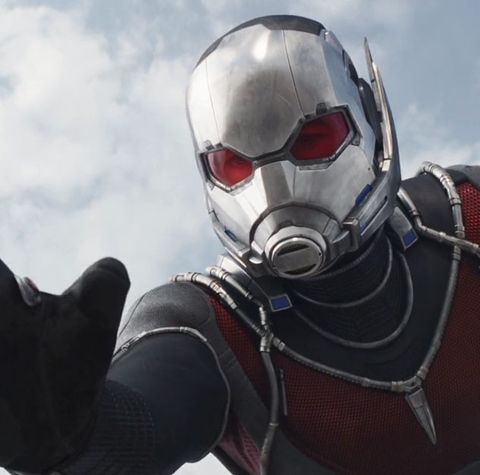 Why Ant-Man wouldn't have survived that weird Thanos fan theory