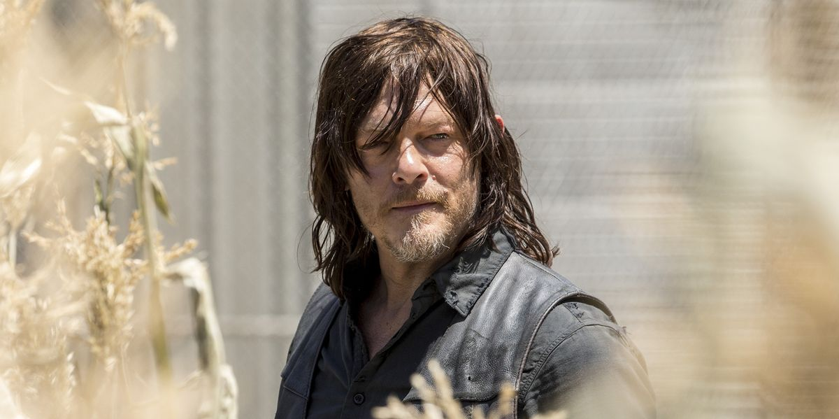 The Walking Dead star IronE Singleton says Norman Reedus made him gag on set thumbnail