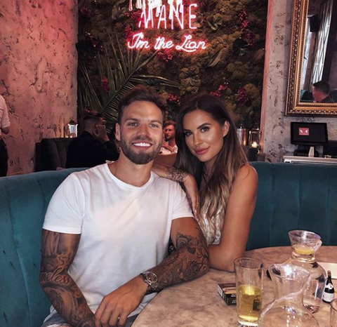 Image Instagram Congratulations Are In Order For Love Island Jess Shears And Dom