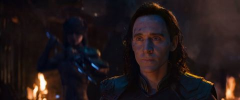 Avengers: Infinity War star Tom Hiddleston responds to Loki