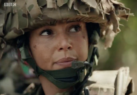 Our Girl star Michelle Keegan announces her departure from hit BBC drama