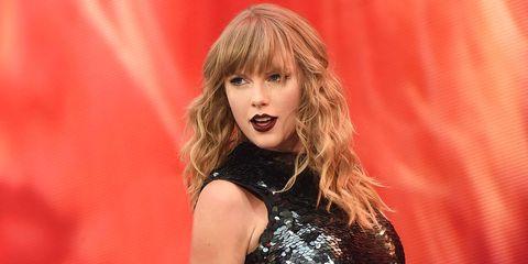 Taylor Swift fans spot an awkward error on her new merch