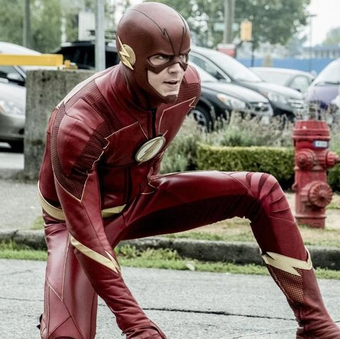 The Flash Season 7 Twist In The Middle