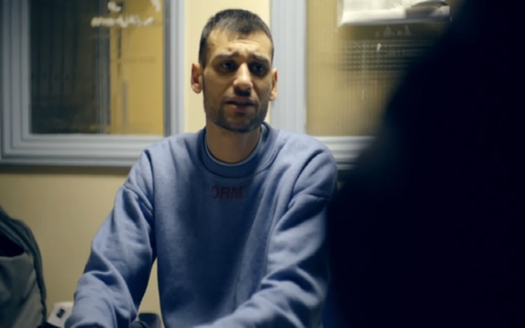 Channel 4's Prison documentary highlights James' sad story