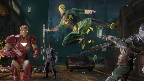 Marvel games removed from online stores without notice