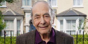 Leonard Fenton as Doctor Harold Legg in EastEnders