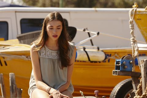 Coco Astoni worries about Maggie in Home and Away