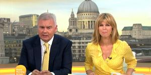 Good Morning Britain, Kate Garraway and Eamonn Holmes