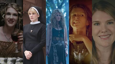 American Horror Story cast - ranked by how many characters