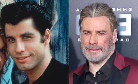 John Travolta, where are they now, July 2018