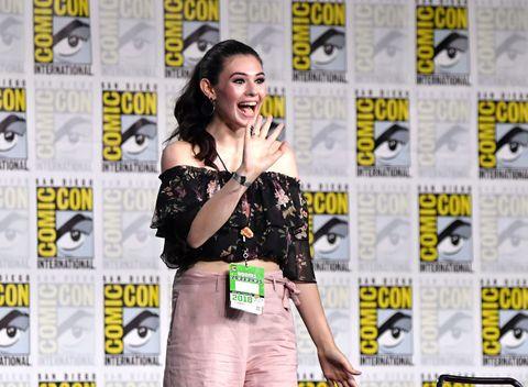 Supergirl star Nicole Maines