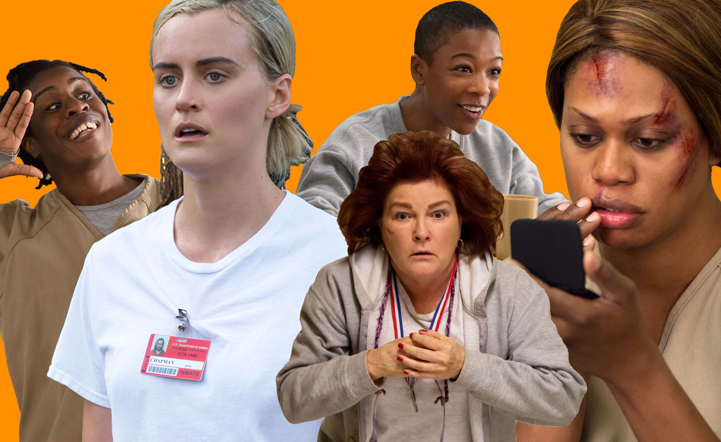 Orange Is the New Black's most shocking moments, ranked