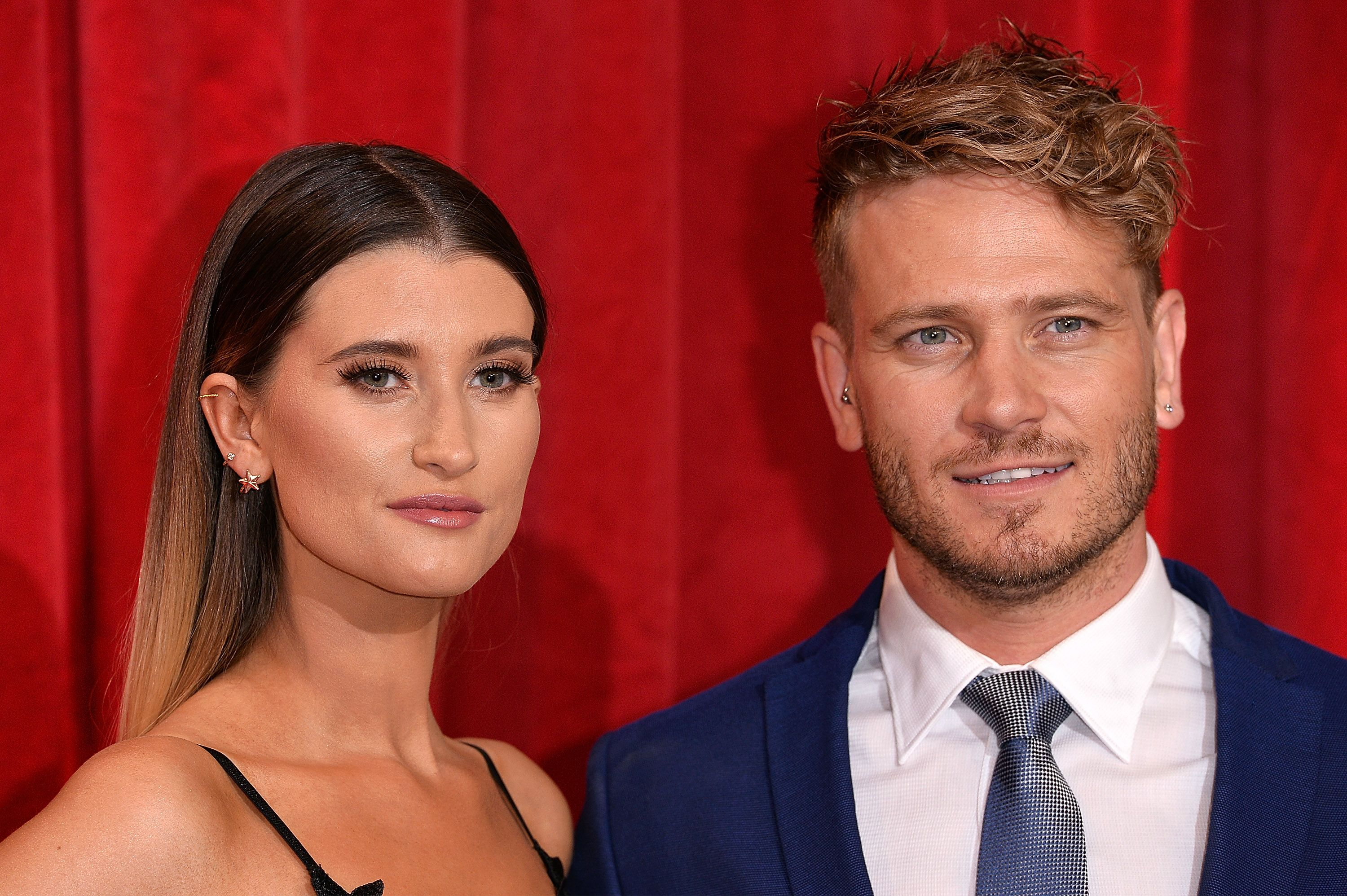 Emmerdale star Charley Webb isn't ruling out having any more children with husband Matthew Wolfenden