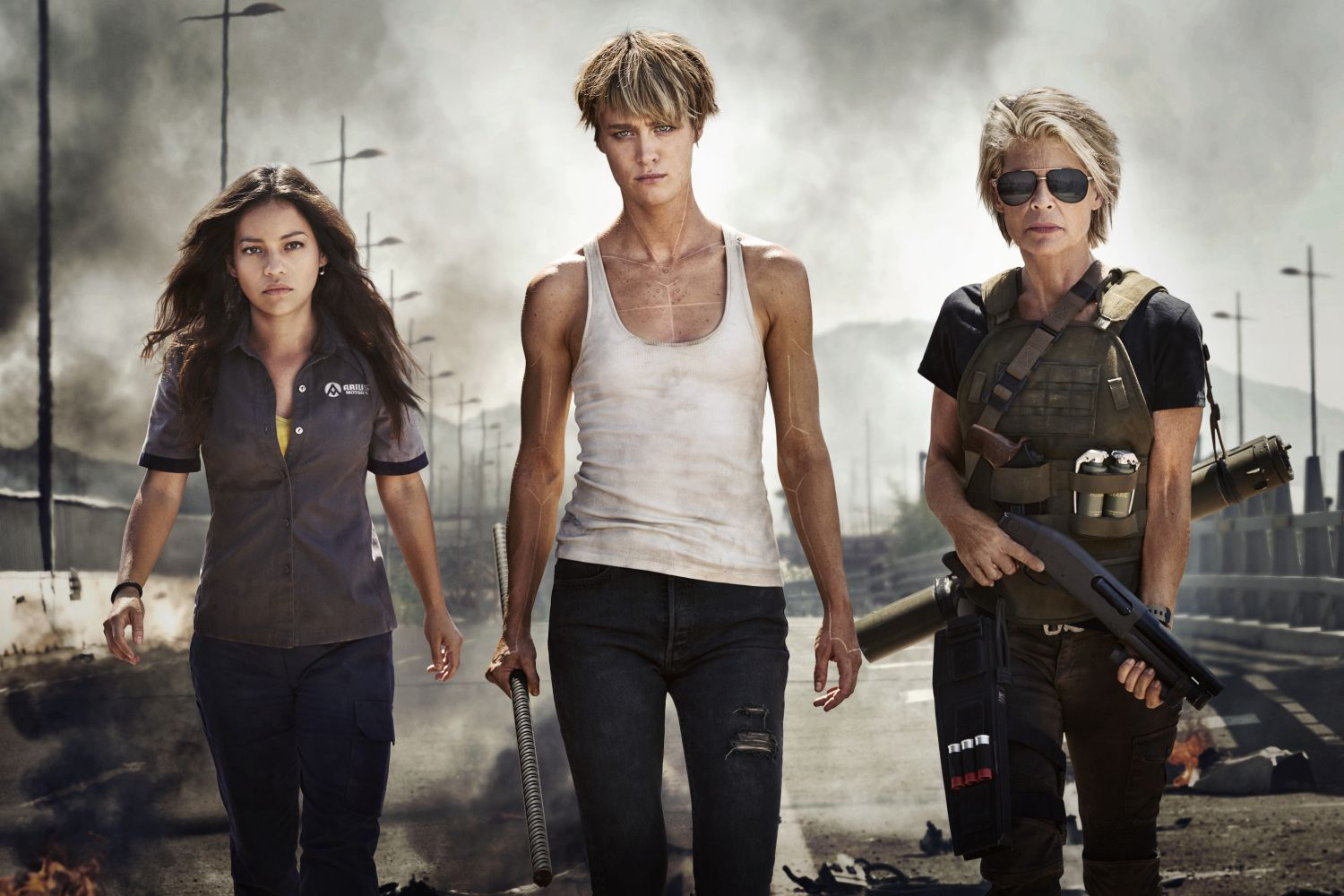 Terminator: Dark Fate gets right what Endgame's A-Force moment got *so* wrong