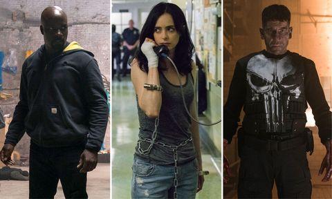 Netflix Originals series release dates - Here's when your favourite