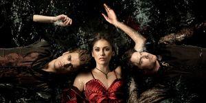 Vampire Diaries season 3 promo image