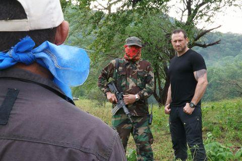 The Real Narcos' Jason Fox reveals