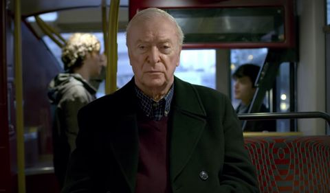 Michael Caine, King of Thieves