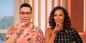 Gok Wan, Rochelle Humes, This Morning