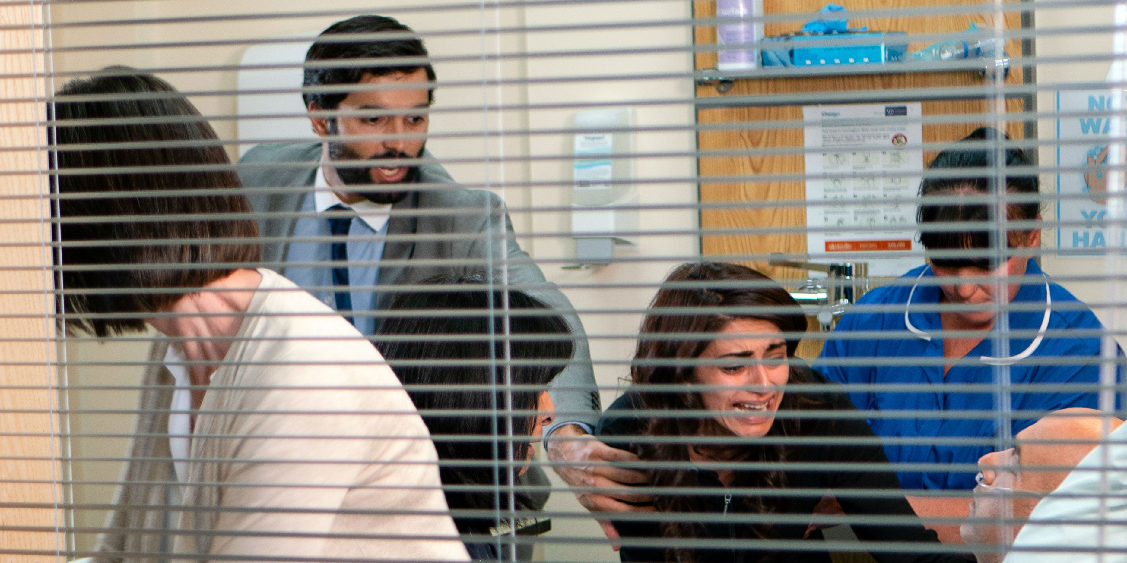 Rana Nazir sees Hassan at the hospital in Coronation Street