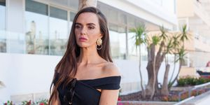 Mercedes McQueen gets upset in Hollyoaks