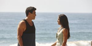Justin Morgan worries about Willow Harris in Home and Away