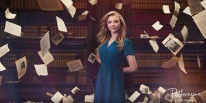 Natalie Dormer Pottermore audiobook