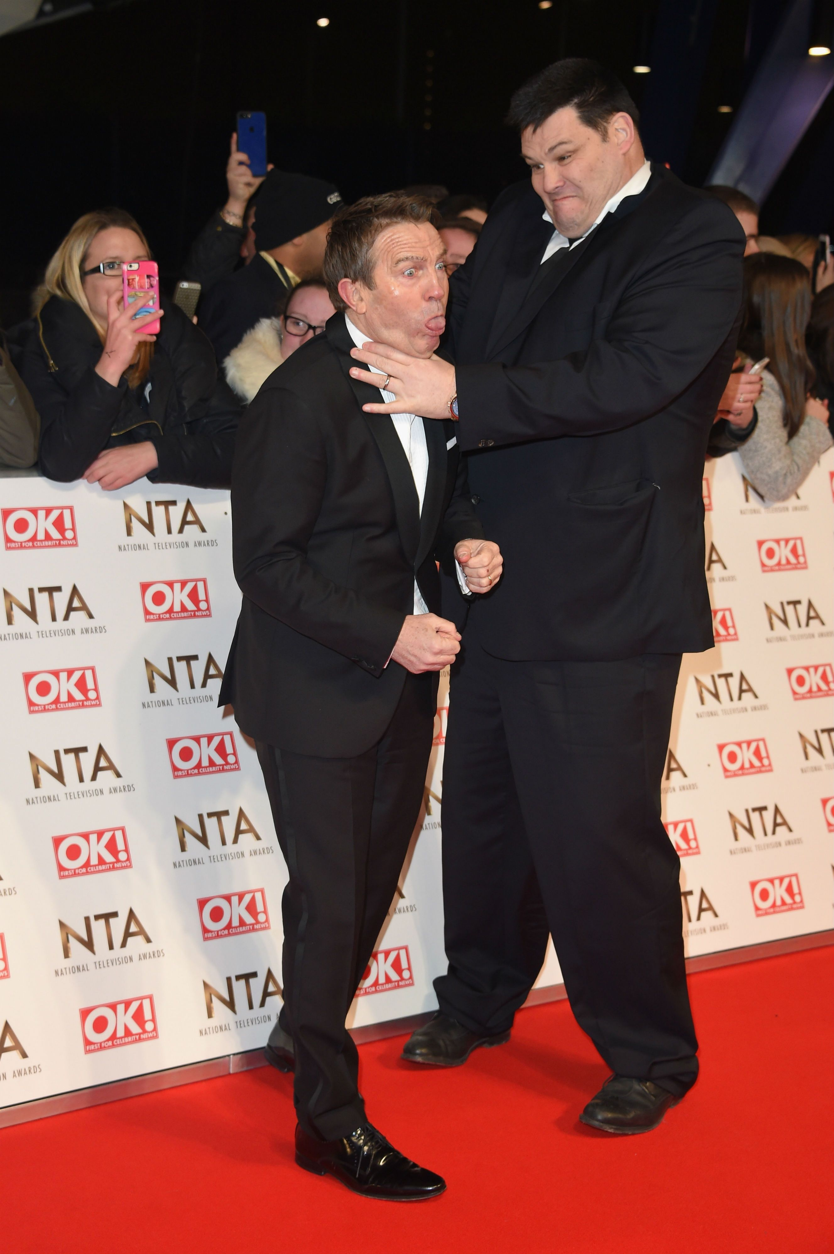 The Chase star Mark Labbett reveals his honest opinion of host ...