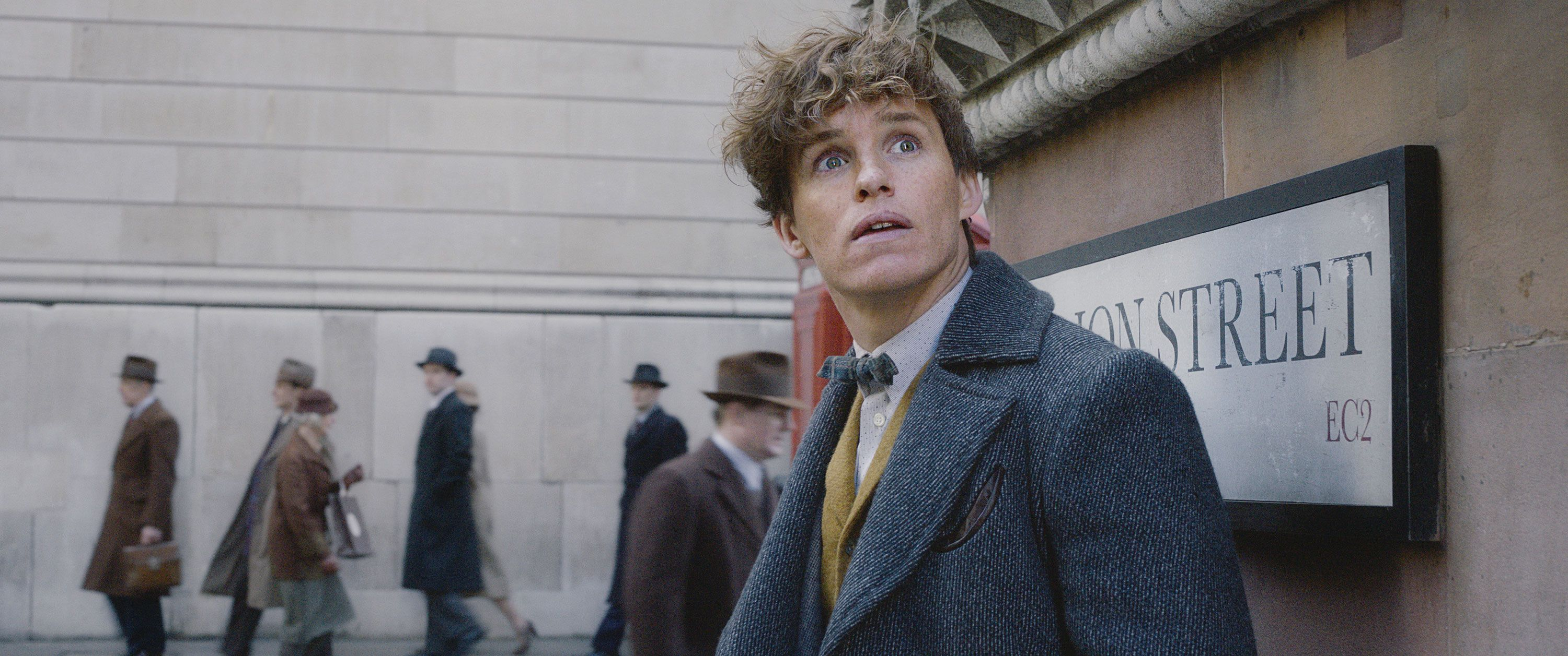 Fantastic Beasts' Eddie Redmayne reveals which Harry Potter character he'd like in the third movie