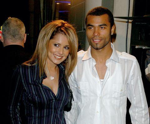 Cheryl, Ashley Cole
