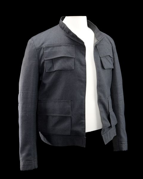 Han Solo's jacket from Star Wars: The Empire Strikes Back (1980)