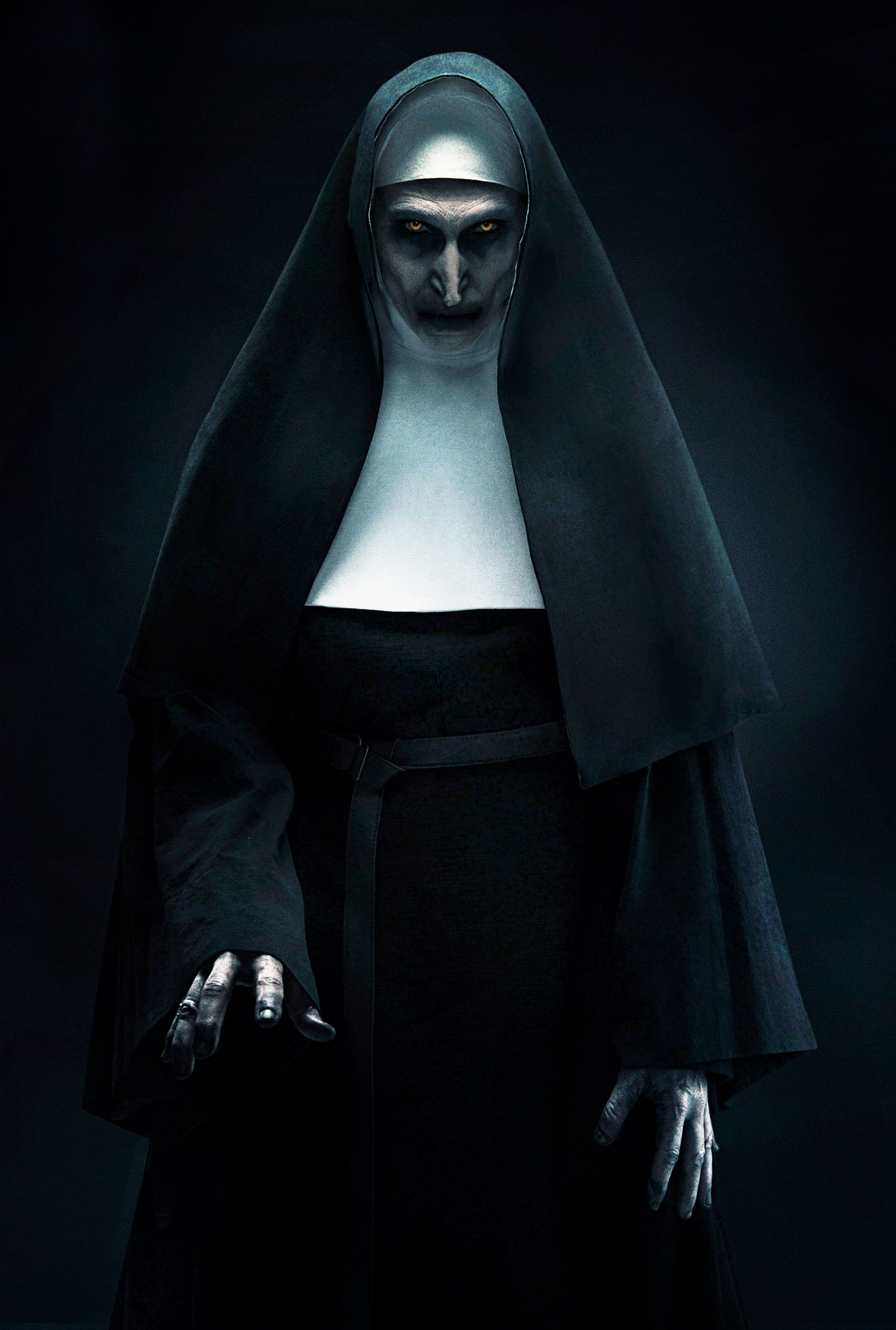 The Nun Valak explained – Valak is back in The Nun but who is the