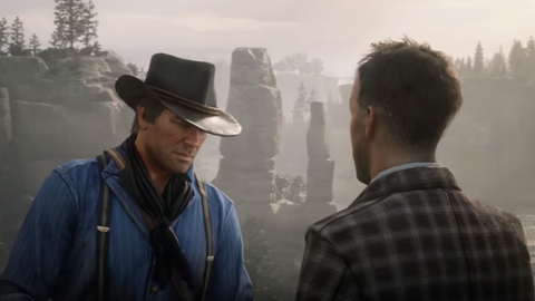 Red Dead Redemption 2 Reveals Plot Details And John Marston