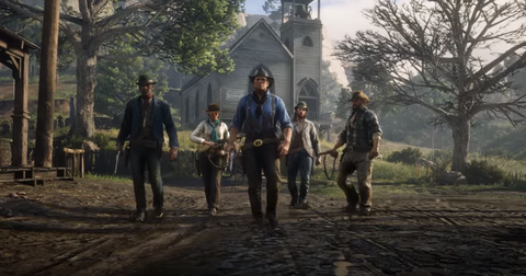When Will 'Red Dead Redemption 2' Online Be Launched?