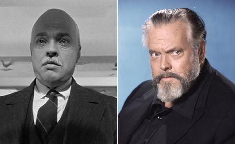 Orson Welles as Citizen Kane and at a  Russian Dance Festival, 2018