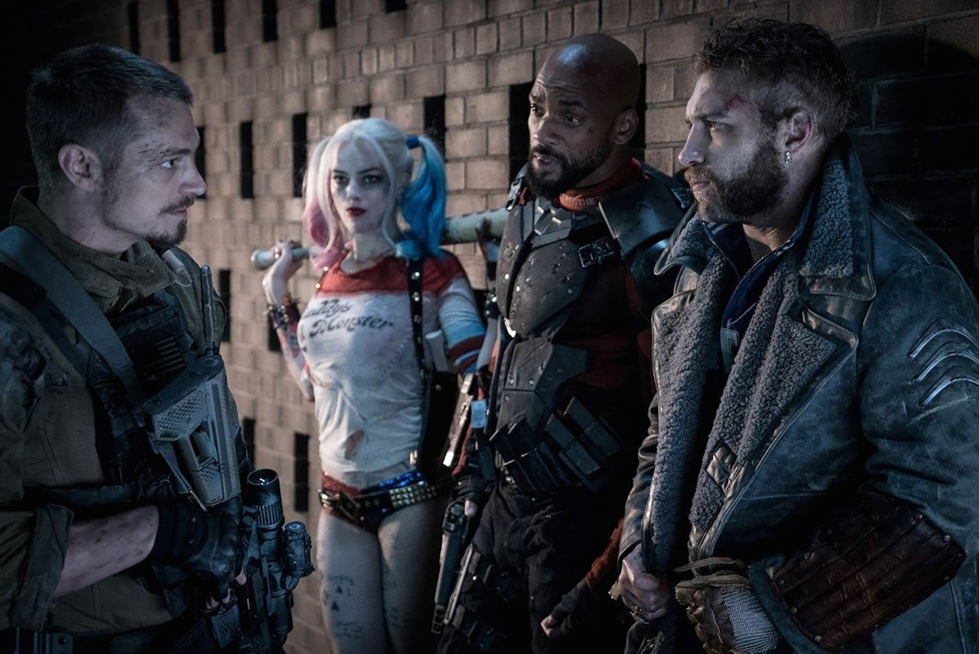 Suicide Squad sequel adds former Doctor Who star
