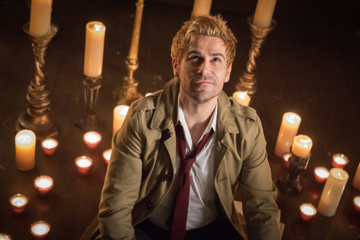 DC's Legends of Tomorrow is bringing back Constantine for season 5
